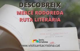 PROGRAMA VISITES MERCÈ RODOREDA